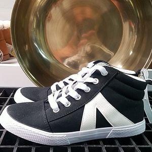 Kids size 3 sneakers